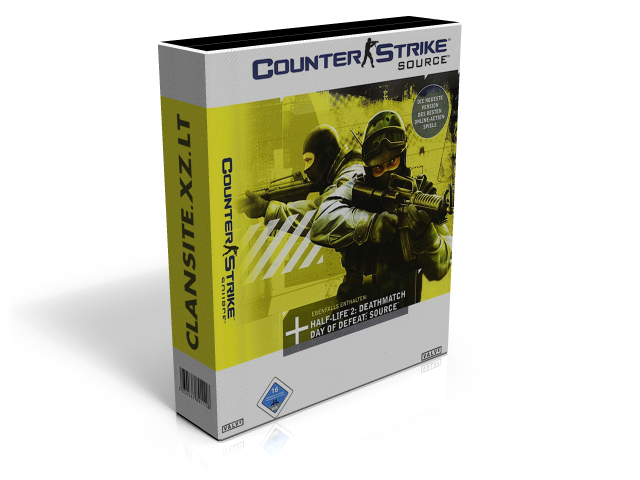 Counter-Strike Source Full Game Download Free