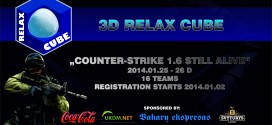 3D Relax Cube IV (Counter-Strike Still Alive)